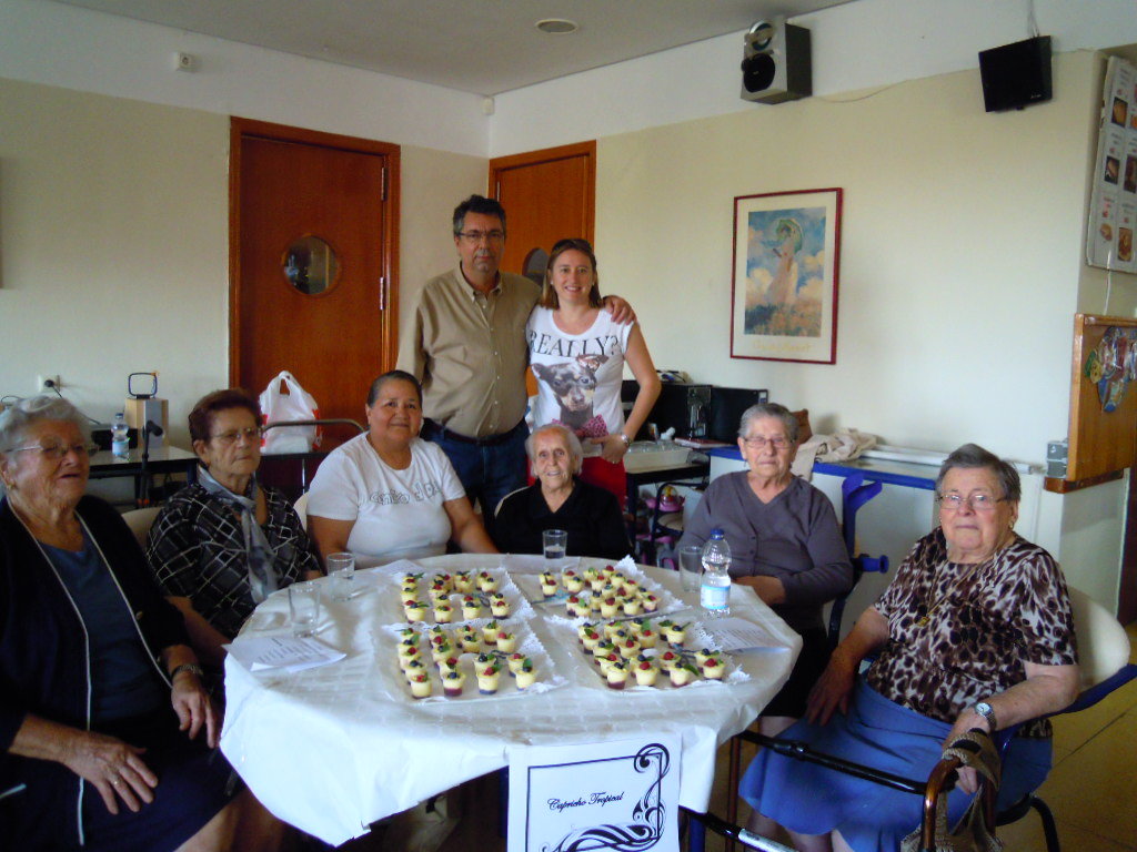 Dia de las personas mayores 2015