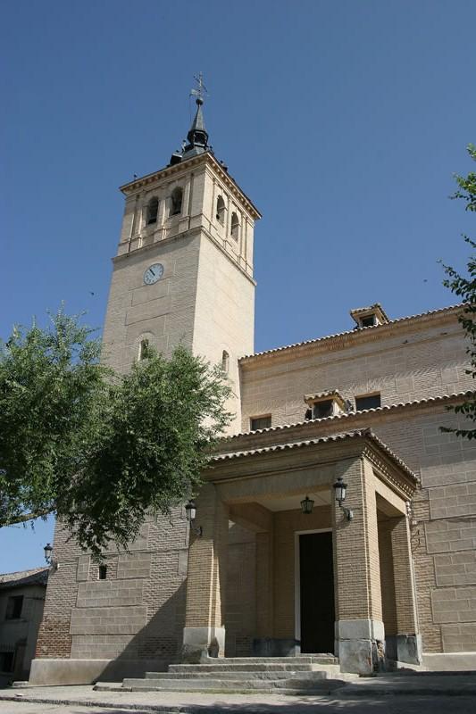 Bargas  Iglesia parroquial de San Esteban Protomártir