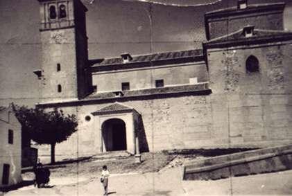 10.-Iglesia-Parroquial-de-San-Esteban-Protomartir.-Ano-1961.-Procedencia-Pedro-Lazaro-Carrasco