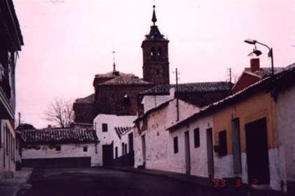 116.-Iglesia-de-San-Esteban-vista-desde-la-Travesia-de-San-Cipriano.-Procedencia-Felipe-Pleite