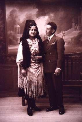137.-Boda-de-Socorro-Rosell-y-Julio-Garcia-Punal.-Ano-1928.-Procedencia-Pilar-Garcia-Rosell