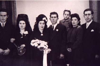 141.-Boda-de-Victoria-Gutierrez-y-Bruno-Pleite.-Ano-1949.-Procedencia-Felipe-Pleite