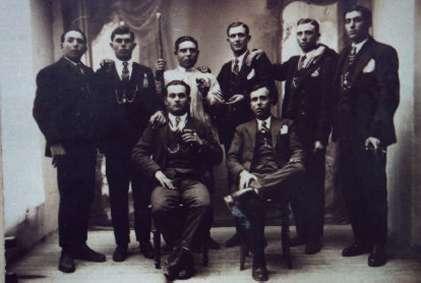 148.-QuintosTio-Orejillas,-Tio-Emilio-Tizon,-Tio-Sopas,-Tio-Canamon-y-Tio-Genaro.-Proc.-Josefa-Sanchez