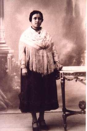 160.-Maria-Villasevil-Bargueno.-Ano-1928.-Procedencia-Jose-Rosell