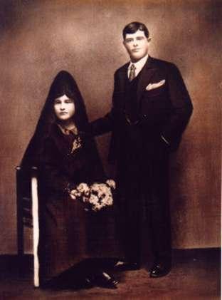 170.-Boda-de-Bernarda-Moreno-y-Jesus-Garcia.-Ano-1920.-Procedencia-Josefa-Garcia-Moreno