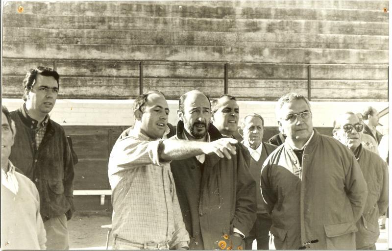 2.-Visita-del-Ministro-Rubalcaba-a-la-Asociacion-de-La-Calva.-1994.-Procedencia-A.C.Amigos-de-La-Calva