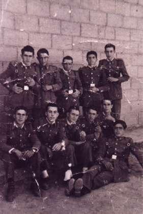 207.-Banda-de-musica.-Hacia-1949.-Procedencia-Severiano-Rodriguez