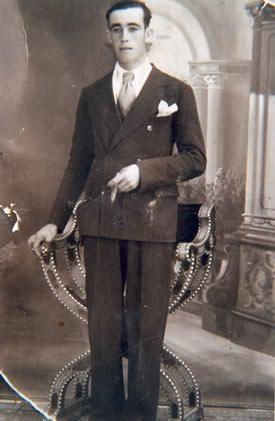 215.-Pablo-Gutierrez-Oropesa-el-dia-de-su-talla.-Ano-1935.-Procedencia-Vicenta-Alconchel