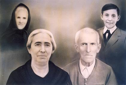 220.-Famila-de-Julian-Irles-y-Lucia-Bargueno.-Ano-1958.-Procedencia-Severiano-Rodriguez