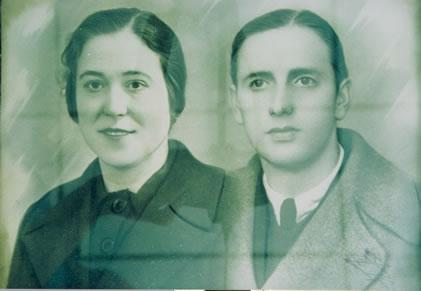 255.-Josefa-Moreno-Rodriguez-e-Inocencio-Blanco.-Hacia-1925.-Procedencia-Josefa-Garcia
