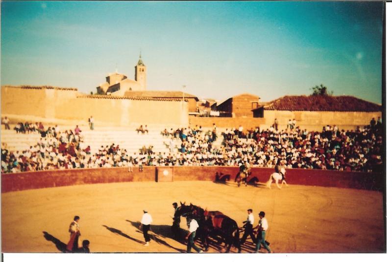 300.-Corrida-en-la-plaza-de-Toros.-Ano-1987.-Procedencia-M.Jesus-Alonso-Alonso