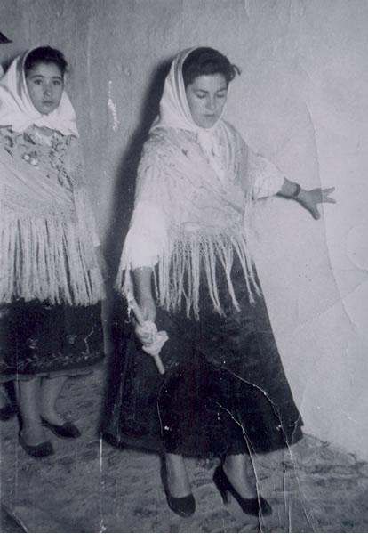 361.-Leandra-Hernandez-durante-la-Procesion.-Procedencia-Manuela-Perez