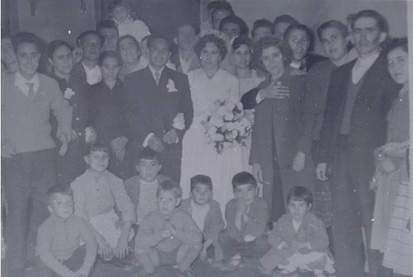 376.-Boda-de-Juana-Ballesteros-y-Pedro-Ronco.-Ano-1960.-Procedencia-Sagrario-Martin