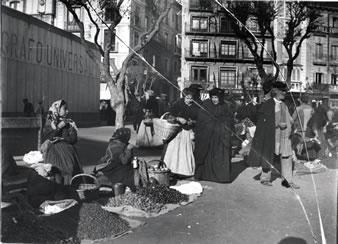 399.-Barguenas-vendiendo-en-el-Zoco-de-Toledo.-Procedencia-Archivo-Historico-Provincial-de-Toledo.
