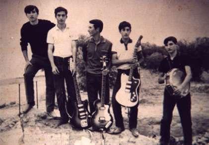 41.-Grupo-musical-Los-Locos.-Hacia-1975.-Procedencia-Francisco-Pleite