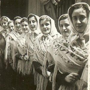 Nuestras tradiciones - La procesión