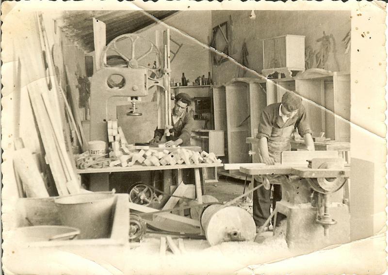 433.-Taller-de-Carpinteria.-Ano-1955.-Procedencia-Manuel-del-Salado-Hernandez.-Foto-Alfonso