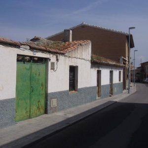 El entorno de Bargas - Calles y plazas