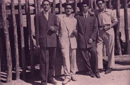74.-Tablao-de-Bargas-y-cuatro-buenos-mozos.-Ano-1953.-Procedencia-Pedro-lazaro-Carrasco