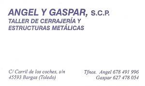 Ángel y Gaspar S.C.P.
