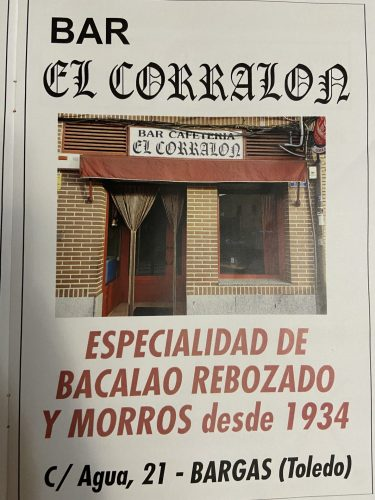 Bar El Corralón