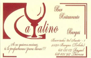 Bar Restaurante Catalino