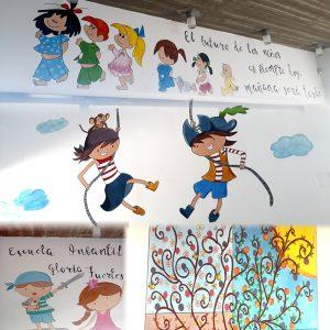 Escuela infantil «Gloria Fuertes»