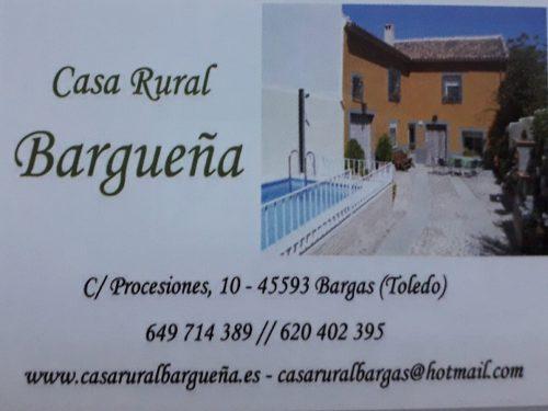 Casa Rural Bargueña