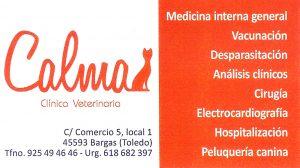 Clínica Veterinaria Calma