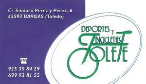 Deportes y Bicicletas Tolete
