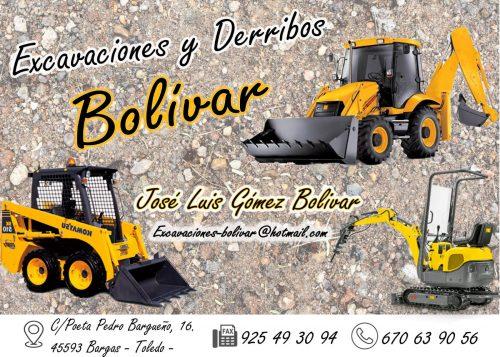 Excavaciones y Derribos Bolívar