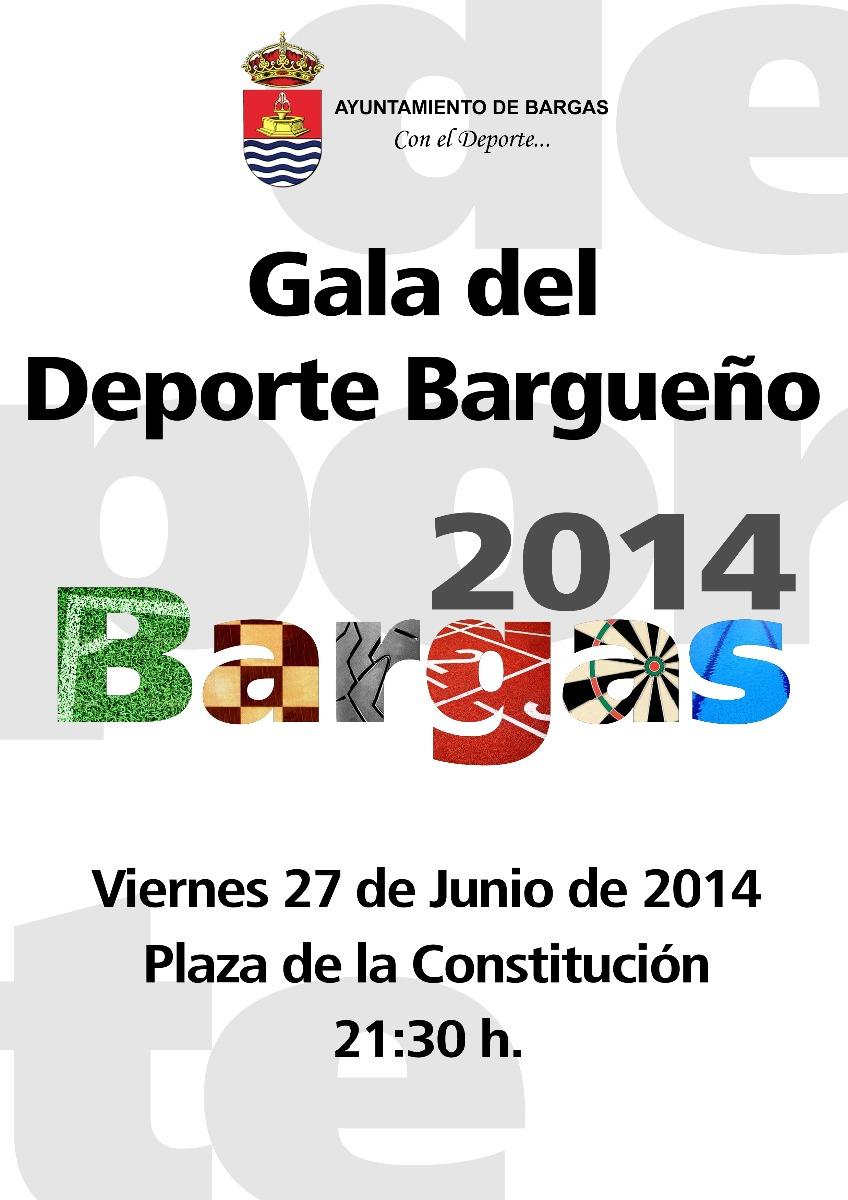 I Gala del Deporte Bargueño 2014