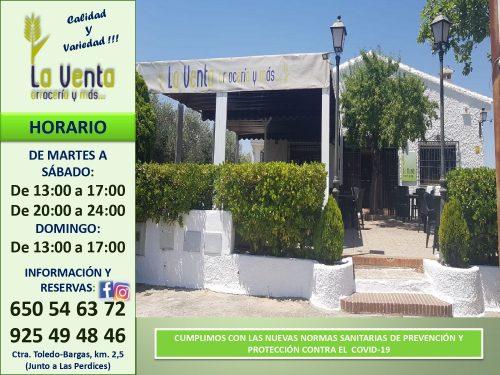 Restaurante Arrocería La Venta