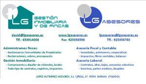 L. G. Asesores, C.B.
