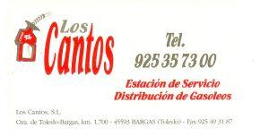 Estación de Servicio Los Cantos S.L.