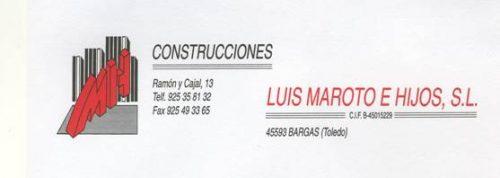 Construcciones Luis Maroto e Hijos S.L.