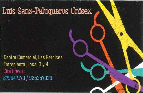 Luis Sanz Peluqueros