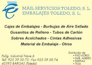 Mail Servicios Toledo S.L.