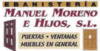 Ebanistería Manuel Moreno e Hijos