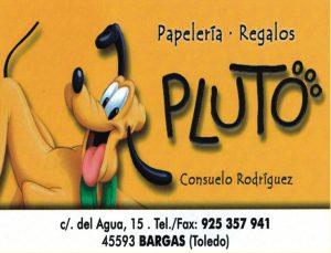 Papelería-Regalos Pluto