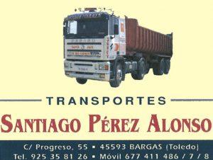 Transportes Santiago Pérez Alonso