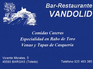 Bar Restaurante Vandolid