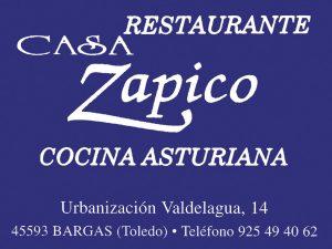 Restaurante Casa Zapico