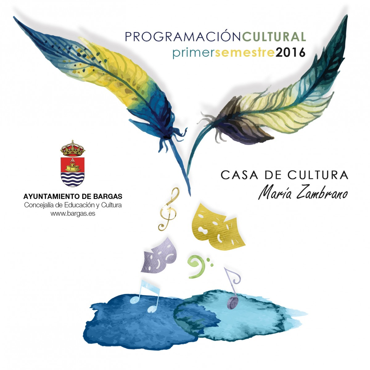 Programación Cultural Primer Semestre 2016