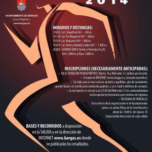 XXXVI Cross popular de Bargas 2014