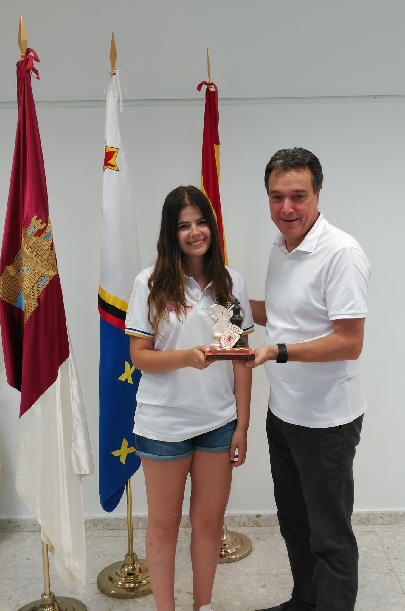 1 Laura Alonso, Campeona