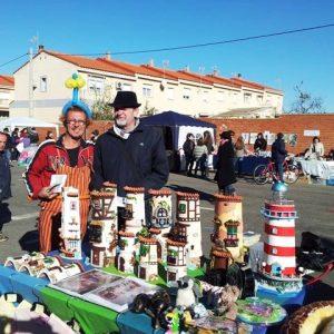 El Rastrillo de Bargas Edición 1 de diciembre de 2013. IMÁGENES DEL EVENTO