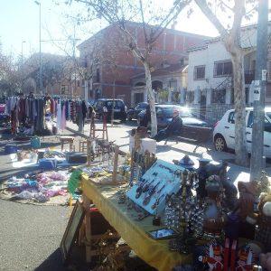 Imágenes del rastrillo celebrado el pasado domingo 4 de enero 2015. 33ª Edición del Rastrillo de Bargas.