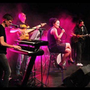 CONCIERTO: Natural Funk & Sheila Blanco