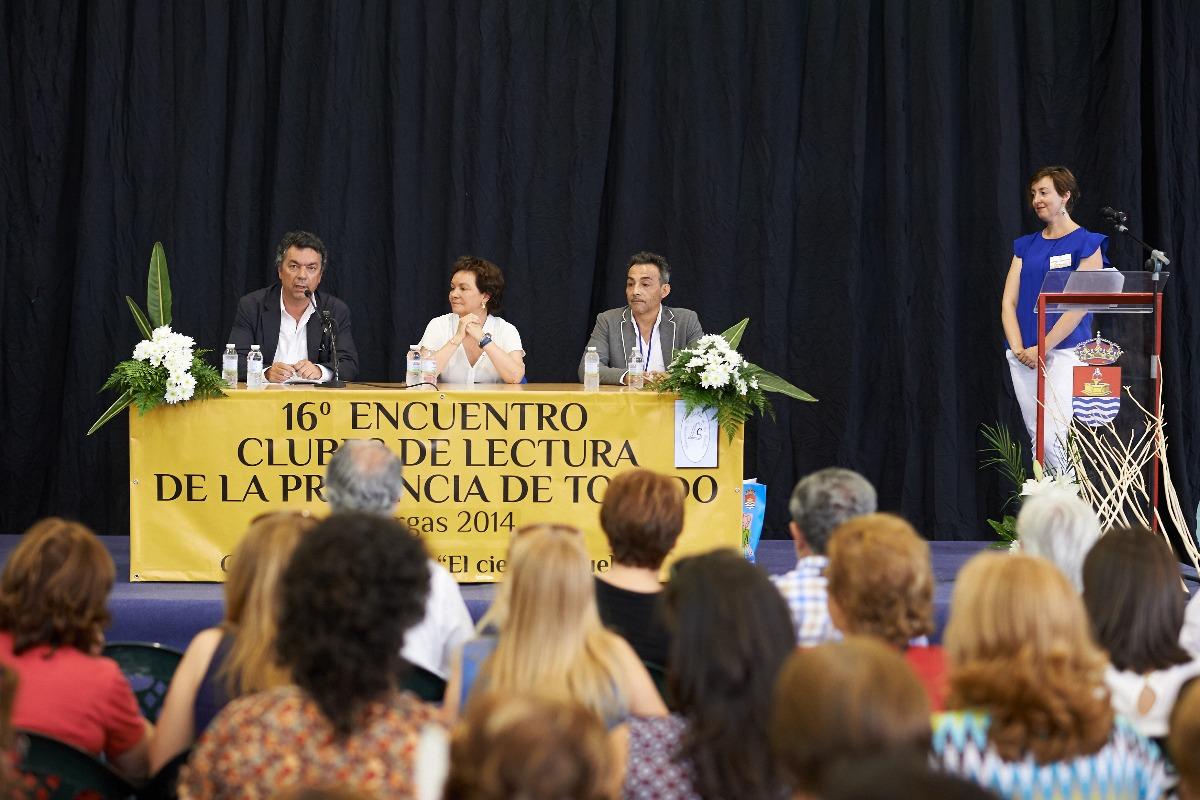 XVI ENCUENTRO DE CLUBES DE LECTURA EN BARGAS: UN RETO CONSEGUIDO.